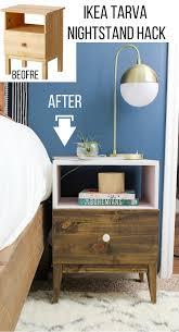 ikea tarva nightstand hack hawthorne and main