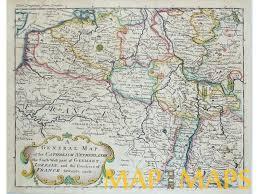 map netherlands belgium catholic netherlands belgium german antique map anonymous