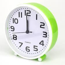 Small Desk Clock Creative Students Small Desk Clock Clock Of Bedroom The