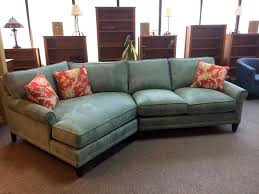 Rowe Sectional Sofas by My Style Ii Roll Arm Sectional