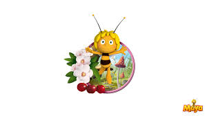 maya bee wallpaper maja locie