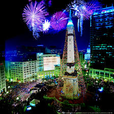 unspoken circle of lights in indianapolis