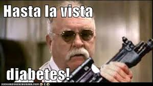 Diabetes Meme Wilford Brimley - the wee small adventures of mini clenney wilford brimley cleans