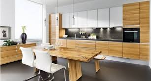 wooden furniture for kitchen exclusive eco modern kitchen design by team7