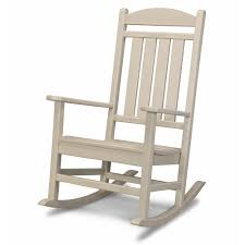 Cheap Outdoor Rocking Chairs Polywood Reg All Weather Presidential Rocker Home Furniture