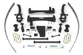 nissan pathfinder lift kit fabtech 6