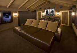 home theater interior design intention for remodel the inside of