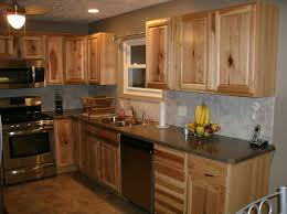 Hickory Kitchen Cabinets Hickory Wood Cabinets Kitchens Amepac Furniture