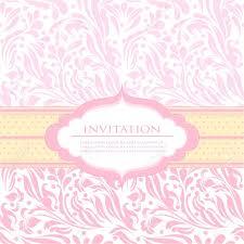 Invitation Card Background Beautiful Baby Invitation Card Background With Your Text Royalty