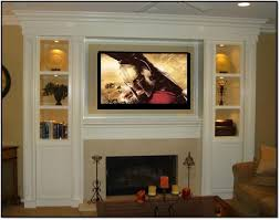 wall units amazing built in entertainment center around fireplace