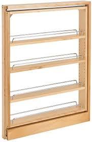what is a cabinet base filler rev a shelf 432 bf 3c 3 inch base cabinet filler pullout kitchen wooden spice rack holder shelves for storage organization