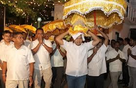Namal Rajapaksa Namal Rajapaksa Turns 28 Today