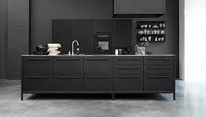 vipp cuisine vippa une nouvelle idée de la cuisine black the déco