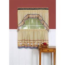 Kitchen Curtains Sets Chef Kitchen Curtains Kitchen Ideas