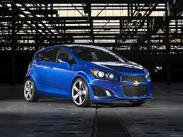 chevrolet aveo rs concept 2010 pictures information u0026 specs
