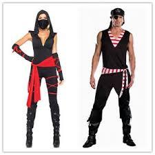 Samurai Halloween Costume Anime Ninja Samurai Costume Cosplay Pirate Caribbean Halloween
