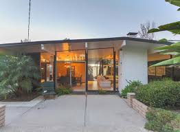 eichler style home those living in socal eichler homes totally get the growing