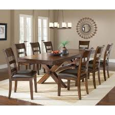 9 dining room sets hillsdale park avenue 9 trestle dining room set in cherry