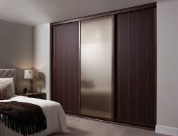 Sliding Closet Doors Wood Closet Storage Beautify The Bedroom With Sliding Closet Door