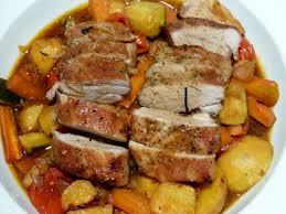 cuisiner un filet mignon de porc pork filet mignon with vegetables un petit oiseau dans la cuisine