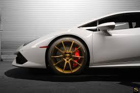 Lamborghini Huracan Gold - lamborghini huracan savini wheels
