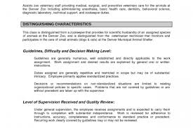 Veterinary Technician Resume Samples by Veterinary Technician Resume Examples Veterinary Technician