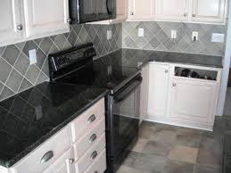 Kitchens With Granite Countertops White Cabinets White Cabinets And Granite Counters Preferred Home Design