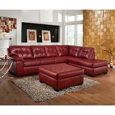 claire leather reversible sectional and ottoman claire leather reversible sectional and ottoman formidable