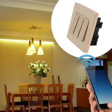 ss86 03f7 home light switch smart phone wi fi app remote control 0