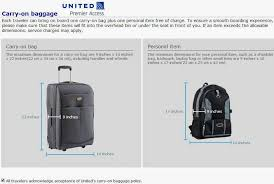 united baggage policy frequent flyer guy miles points tips and advice to help