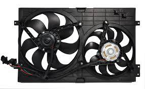 2007 jetta 2 5 radiator fan radiator condenser fan for volkswagen fits golf jetta