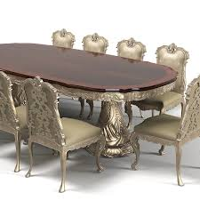 Baroque Dining Table Jumbo Dining Table