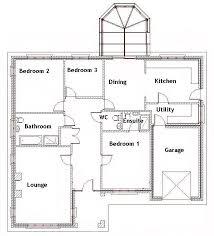 bungalow floor plan 3 bedroom bungalow house designs inspiring well floor plan bedroom