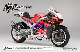 honda nsr honda nsr800 v concept 2 smokin u0027 u2013 passion for 2 strokes
