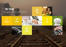 10 best drupal one page themes lunar templates