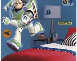 buzz lightyear bedroom buzz lightyear room etsy