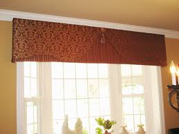 Fabric Covered Wood Valance Cornices Window Treatments No Sewing Fabrics Windows Treatments