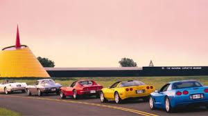 corvette museum race track the national corvette museum and c5 c6 bash autoblog