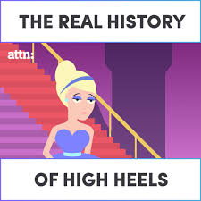 High Heels Meme - the real history of high heels attn