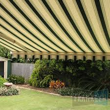 Fabric Awnings Brisbane Folding Arm Awning Franklyn Blinds Awnings Security