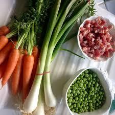 cuisine cocotte minute petits pois cuisson à la cocotte minute dans la cuisine de françoise