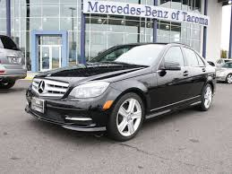 mercedes in seattle one owner mercedes for sale near seattle puyallup used cars