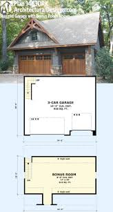 garage plans with office space home design