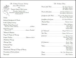 wedding vow renewal ceremony program wedding vows archives botanicus interactic