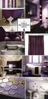 color guide purple bathroom ideas and designs purple bathrooms