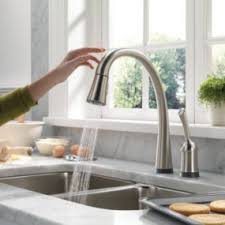 touch activated kitchen faucet kitchen technology touch screen with icons faucet by fima