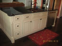 Kitchen Islands With Sink by Kitchen Island With Dishwasher No Sink Decoraci On Interior