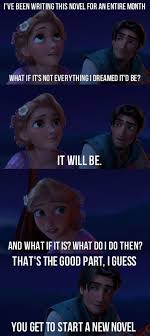 Tangled Meme - writing tips archives alyssa hollingsworth