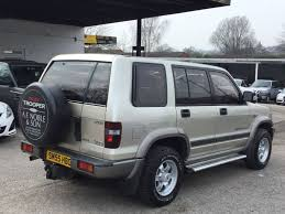 2005 isuzu trooper lwb dt duty 4 995