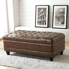 Large Storage Ottoman Furniture Hd Designsr Large Storage Bench Ottoman Tufted Square